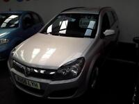 2006 VAUXHALL ASTRA 1.3 CDTi 16V Life [90] From GBP2450+Retail package