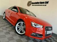 2012 Audi A5 3.0 S5 TFSI QUATTRO S/S 2DR AUTOMATIC Coupe Petrol Automatic