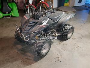 125cc kids quad