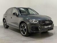 2020 Audi Q5 45 TFSI Quattro Black Edition 5dr S Tronic Auto Estate Petrol Autom