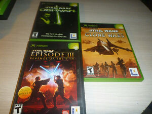 Star Wars game lot