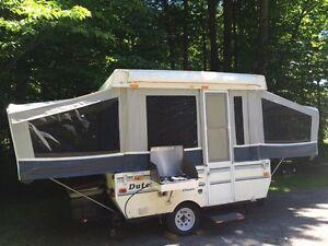 8' Dutchman tent trailer 1999