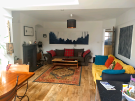 Double room for rent in quiet house