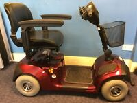4mph MOBILITY SCOOTER