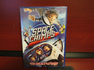 Space Chimps dvd  NEW