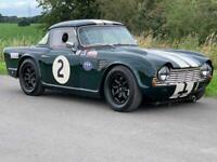 1964/B Triumph TR4 FIA Race car