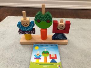 Smart Games Wooden Challenges  (Excellent Condition)