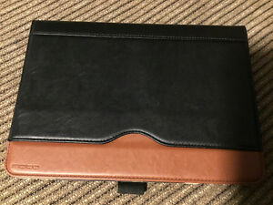 Beautiful leather case for ipad 9.7