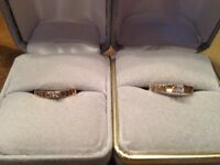 Gold Ring set for sale