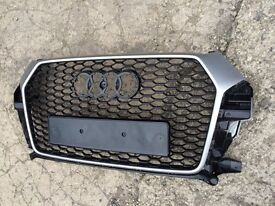 Audi RSQ3 2014 2015 genuine front grille for sale