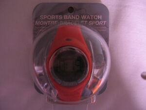 New WindRiver Sports Watch