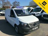 2017 Mercedes-Benz Vito 1.6 111 CDI 114 BHP EURO 6 inch LONG WHEEL BASE, DIRECT