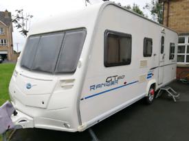 2009 Bailey GT60 540/6 6 berth caravan