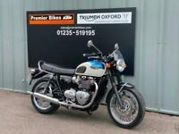 Triumph Bonneville T120 Modern classic motorcycle