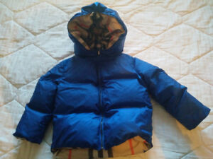 Burberry Baby's Down Coat