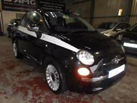 Fiat 500 1.2 ( 69bhp ) Dualogic POP AUTOMATIC