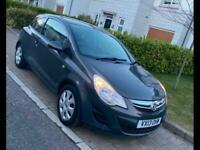2013 Vauxhall Corsa 1.3 CDTi [95] ecoFLEX Exclusiv 3dr [AC] [St/Sp] HATCHBACK Di