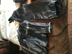 Motorcycle Leather riding gear