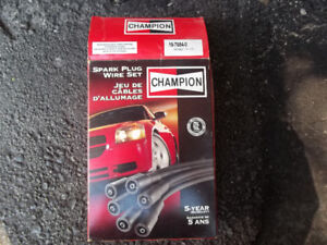 Champion Ignition Wires Fits Hyundai Accent  2000 -2005