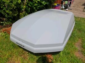 Exodus roof box 470l