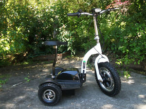 Mobility Scooter - EuroScooter Model LD-350H