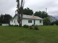 Hobby Farm on 10 Acres!! Oxbow, NB Open to offers!
