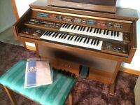 Yamaha electric organ great condition working perfectly £40