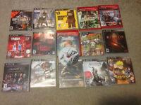 16 PS3 games