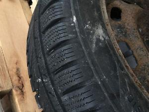2 tires. 185 65R14. $20 each. Cornwall Ontario image 1