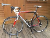 Pinarello full carbon HP2 road bike large