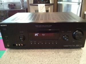 SONY DIGITAL AUDIO/VIDEO CONTROL CENTER RECEIVER DG270