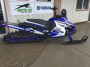 2016 Yamaha Viper MTX 162 Turbo!