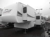 2006 KZ Durango Sportsmen 325BH3 Fifth Wheel 33 FT
