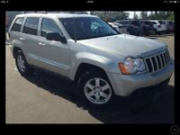 Jeep grand cherokee  diesel equipe pour etre youyou