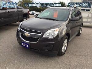 2014 Chevrolet Equinox LT  - Certified - $130.27 B/W