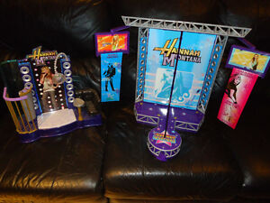 Hannah Montana Musical Toy Stages for dolls