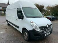 Renault Master High Roof LH35 With MOT & 12 Months Warranty