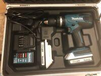 Makita HP457DWEX4 Cordless Hammer Driver Drill