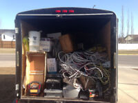 Junk Removal/ Trash/Garbage Disposal/ Hauling Services