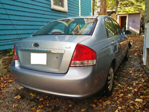 2007 Kia Spectra - LOW KM, CLEAN, RELIABLE, GREAT CAR