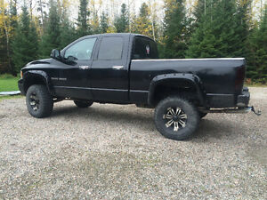 2004 Dodge Power Ram 1500 SLT Hemi 5.7L