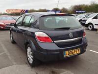 2006 VAUXHALL ASTRA 1.8i 16V Elite Auto