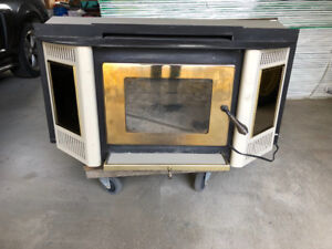 Wood burning Fireplace for sale