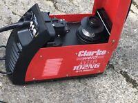 CLARK MIG GASLESS WELDER
