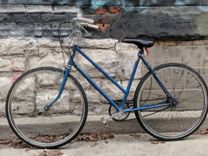 Vintage Hybrid Commuter Bike for Sale