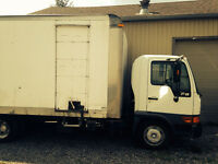 2003 Hino fb $7900.00 certified and e -tested