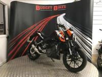 2011 61 KTM DUKE 125CC DUKE