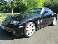 05/55 CHRYSLER CROSSFIRE 3.2 AUTOMATIC 2DR COUPE IN MET BLACK