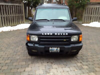 2000 Land Rover Discovery S2, great condition!