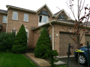 Newly Renovated 3 Bedroom Townhouse in Dundas